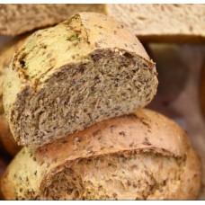 Linsēklu maizes kukulītis (500gr.)