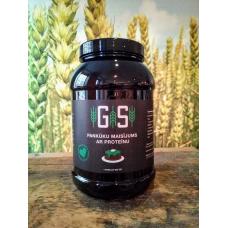 Vegan pankūku maisījums ar proteīnu